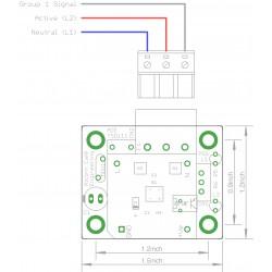 ACE Shot Timers - Line Voltage Driver Kit
